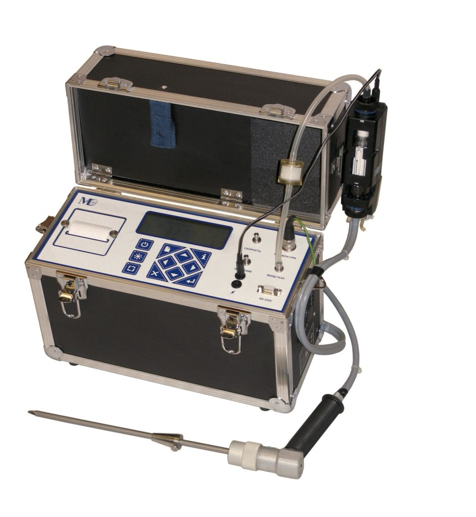 Gas analyser MONOLIT XL